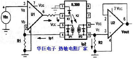 igbt模块ntc热敏电阻参数选用