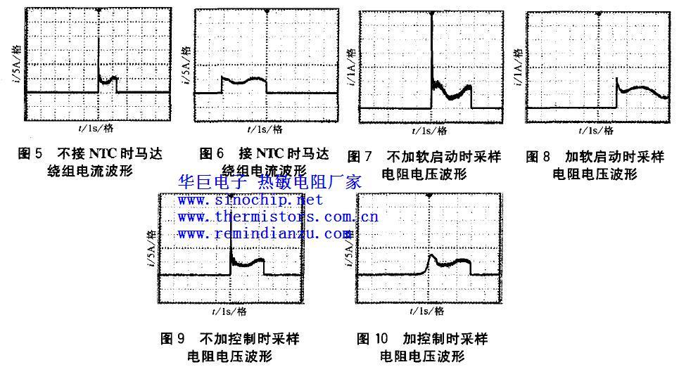 三种电机软启动方式图片